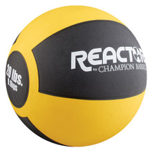Reactor by Champion Barbell&® Heavy Medicine Balls