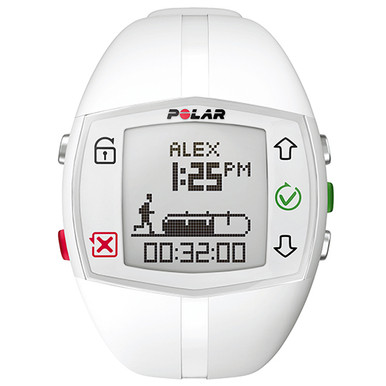 Polar Active Activity Monitor - White