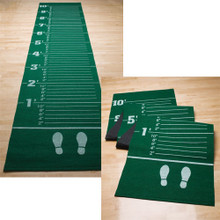 Carpeted Long Jump Mat