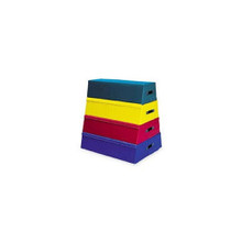 Trapezoid Foam Vaulting Box 1
