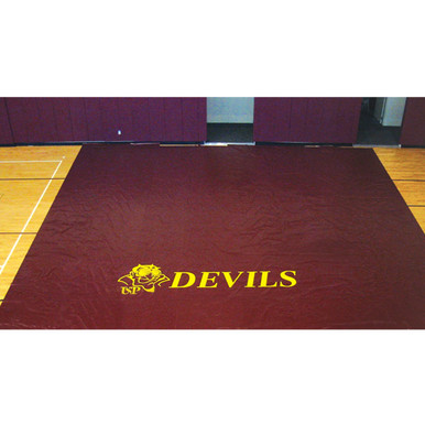 Deluxe Gym Floor Covers - 22 oz.
