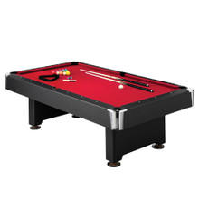 Donovan 8' Slatron Pool Table
