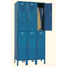 Penco® Double-Tier Lockers
