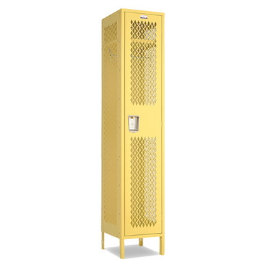 Single Tier Athletic Locker 15