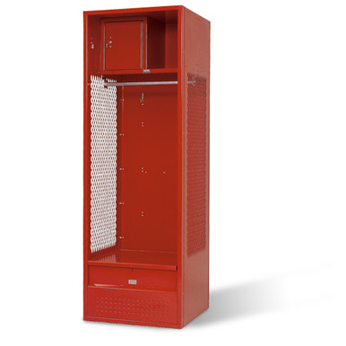 Stadium Locker® with Shelf, Footlocker and Security Box 5