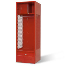 Stadium Locker® with Shelf, Footlocker and Security Box 21
