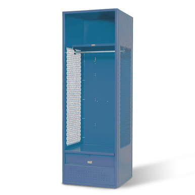 Stadium Locker® with Shelf and Footlocker 44