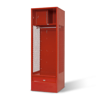 Stadium Locker® with Shelf, Footlocker and Security Box 49