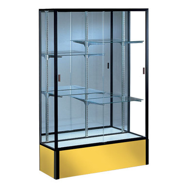 "48"" Spirit Display Case 49"