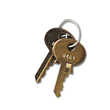 Master Lock Control Keys - Specify Keyway 1