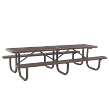 12' Heavy Duty  Shelter Table Diamond