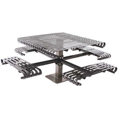 """46"""" SQUARE TABLE - SURFACE MOUNT"""
