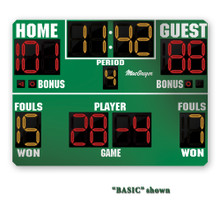 electronic score boards