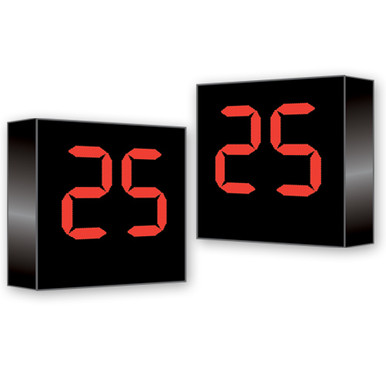 BSN SPORTS Football Delay-of-Game Clock for Existing Scoreboard