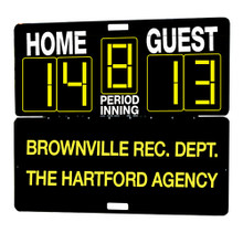 BSN SPORTS Multi-Sport Manual Scoreboard