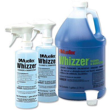 Mueller® Whizzer® Cleaner and Disinfectant
