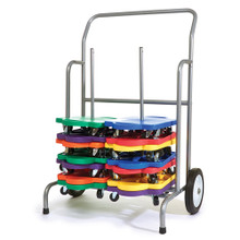 Scooter Board/Cone Cart