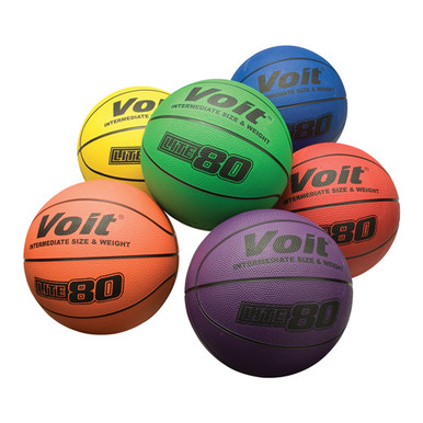 "Colt 25.5"" Basketball Set of 6"