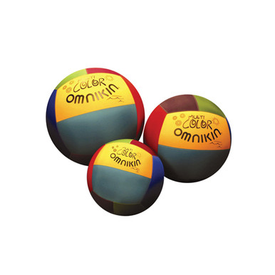 "24"" OMNIKIN Multicolor Ball"