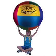 "OMNIKIN&® 40"" Multicolor Ball"