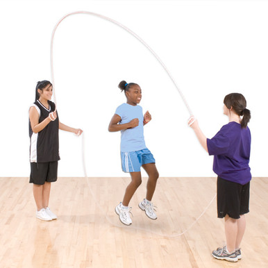 US Games 14 ft. Double Dutch Ropes