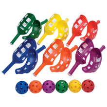 Fun-Air Scoop Ball Set of 6