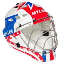 Mylec® Ultra Pro II Goalie Mask-Patriot