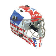 Mylec Ultra Pro II Goalie Mask - Black
