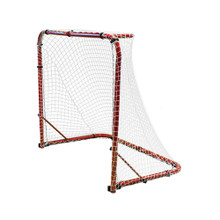 Folding Steel Hockey Goal
