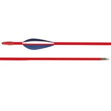 Fiberglass Target Arrow - Points 17/64""