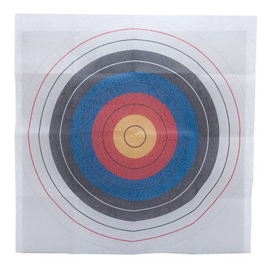 Flat Square Target Face - 48""