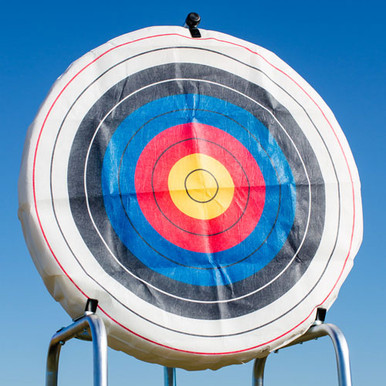 "48"" Round Ethafoam Target With Replaceable Core"