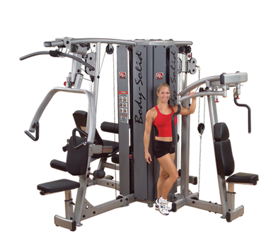DUAL INNER OUTER THIGH STATION, DGYM NO STACK