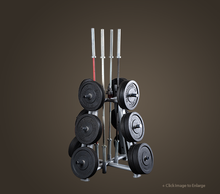PCL FULL COMMERCIAL OLYMPIC PLATE TREE AND BAR HOLDER