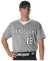 ALLESON ADULT FULL BUTTON LIGHTWEIGHT BASEBALL JERSEY