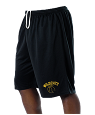 ADULT LYCRA UTILITY SHORT WITH POCKETS