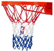 Spalding Heavy Duty Red/White/Blue Net w/NBA Patch