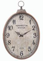Reo Oval Clock - LY121