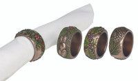 Advent Napkin Rings LL024