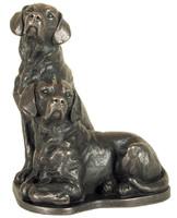Pair of Labradors M18115