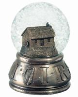 Irish Cottage Snow Globe - NN024