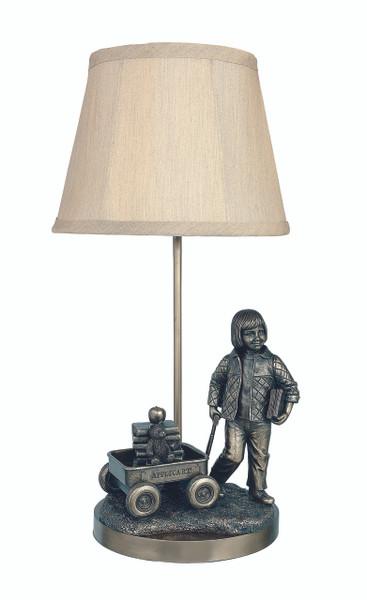 The Applecart Lamp - QQ014