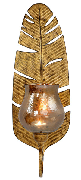 Leaf Wall Sconce Small - SR089