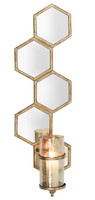 Mirrored Wall Sconce - SR093