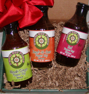 Stir Fry Trio Gift Box