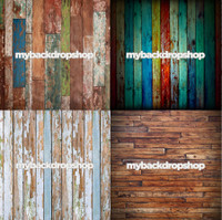Four Pack Combo for Less - 4 Photography Backdrops - Items 565, 186, 314 & 1639 - As Seen or Mix and Match