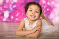 Purple Bokeh Photography Backdrop - Purple and Pink Sparkle Backdrop for Pictures - Item 1614