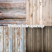 Four Pack Combo for Less - 4 Photography Backdrops - Items 152, 157, 314 & 519 - As Seen or Mix and Match