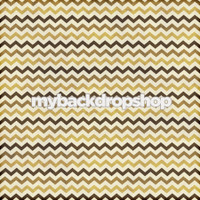 Distressed Caramel and Brown Chevron Photography Backdrop - Brown and Tan Zig Zag Backdrop - Item 3137