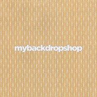 Tan Neutral Patterned Photography Backdrop -  - Item 3209
